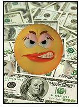 Anger-Money