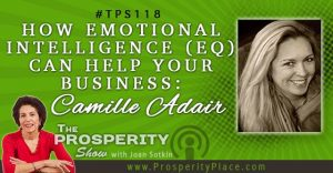 Camille Adair and Joan Sotkin Prosperity Show